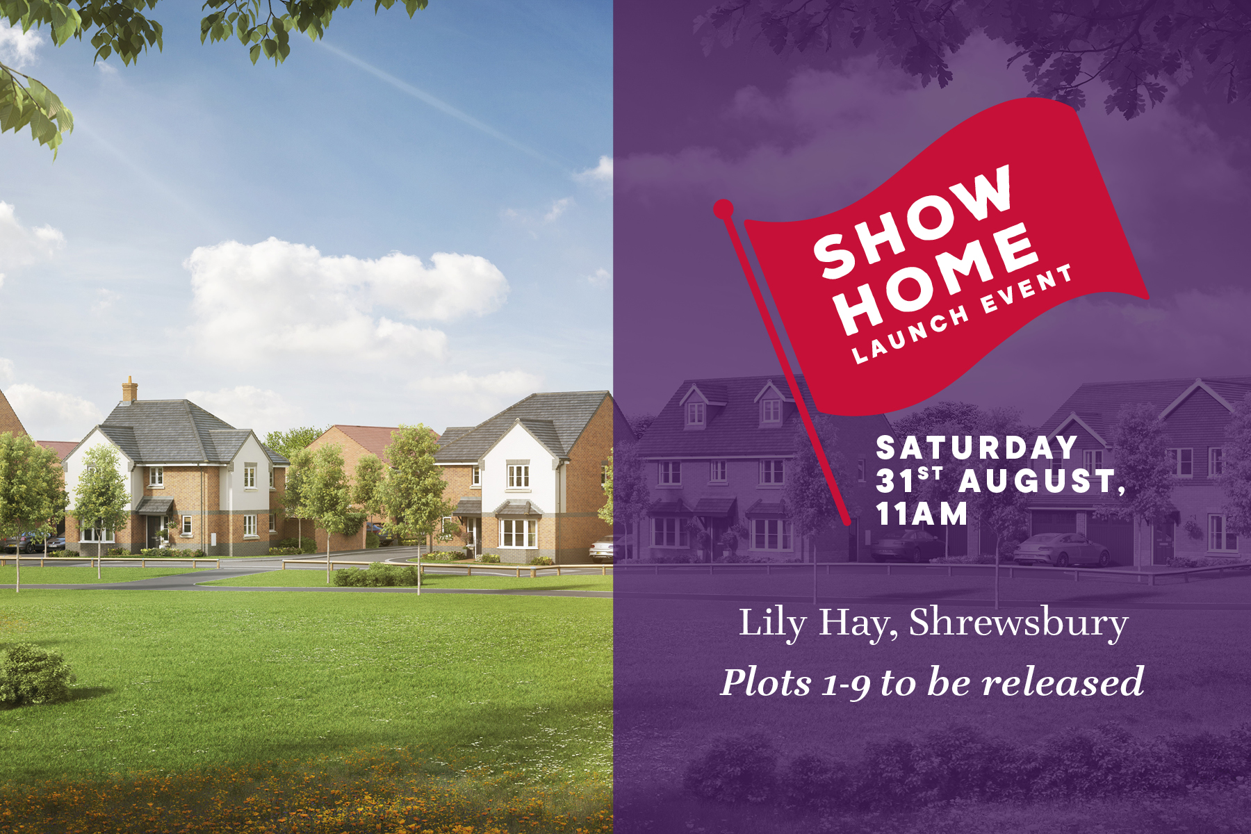 Lily Hay Web Showhome Event