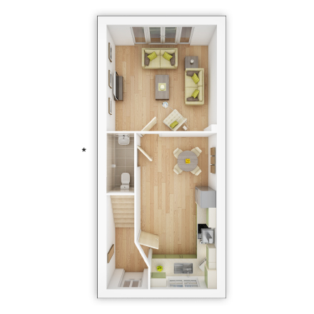 3d-floorplan-GF-The-Ingleton-Sutton-Grange-Brochure