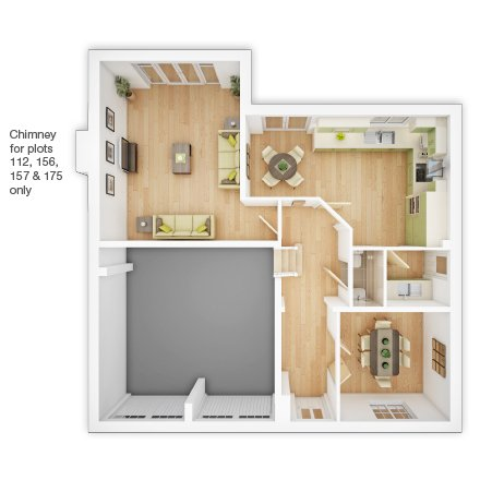 3d-floorplan-GF-The-Lavenham-PD51-Sutton-Grange-Brochure