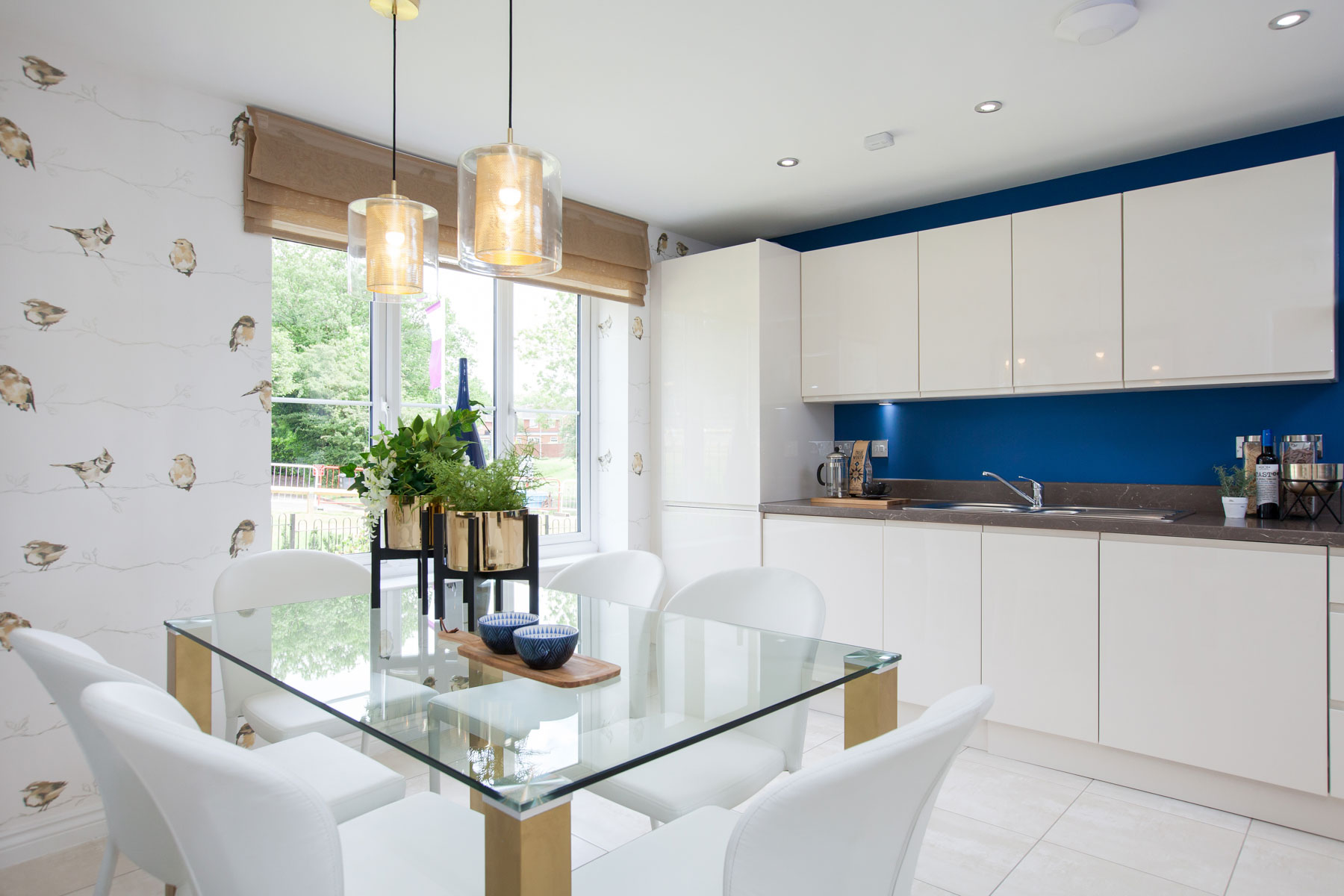 Monkford Show Home KitchenDiner