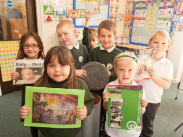 Mirage time capsule - Springmead School image 2 web