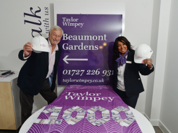 Our North Thames team announce its community competition winner