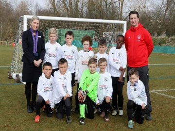 TWNT  Borehamwood Youth FC sponsorship 2 web