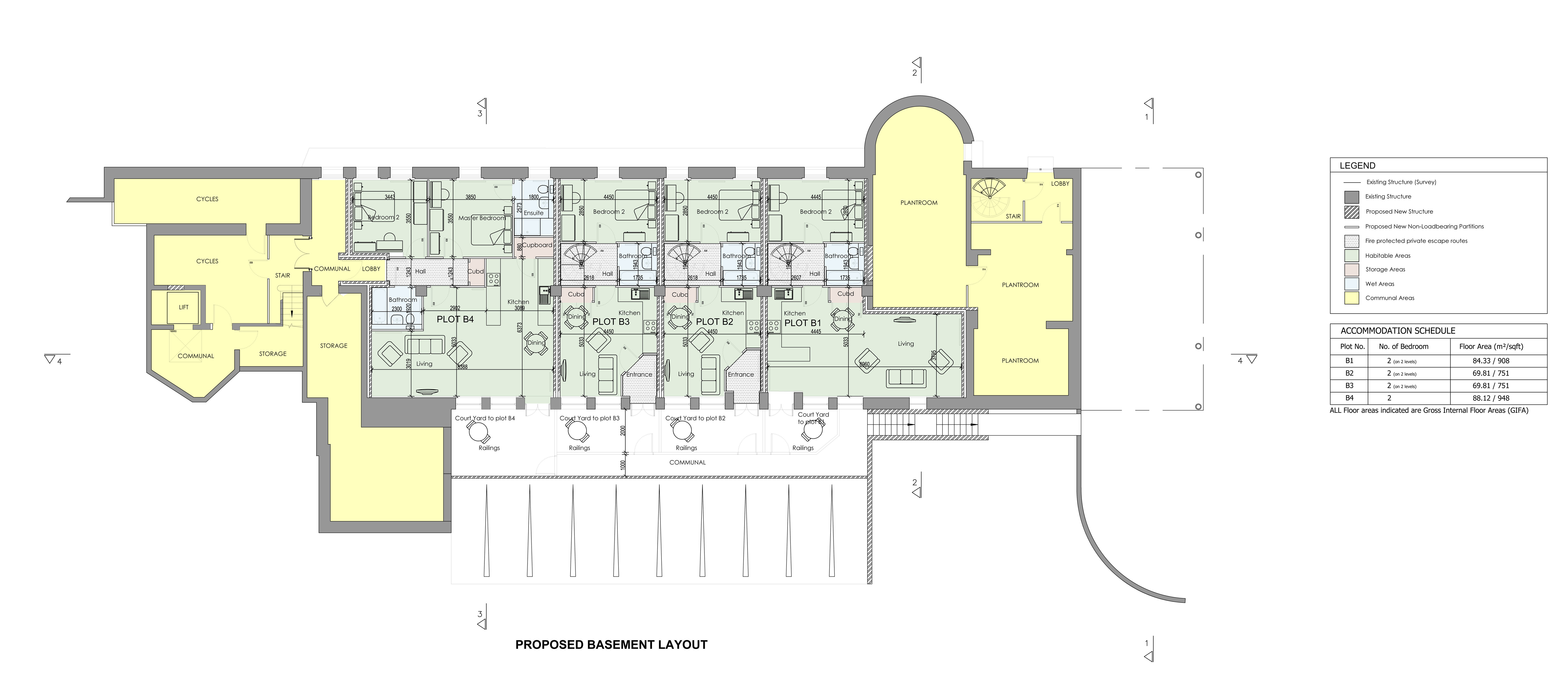 Proposed Basement Layout 11jpg