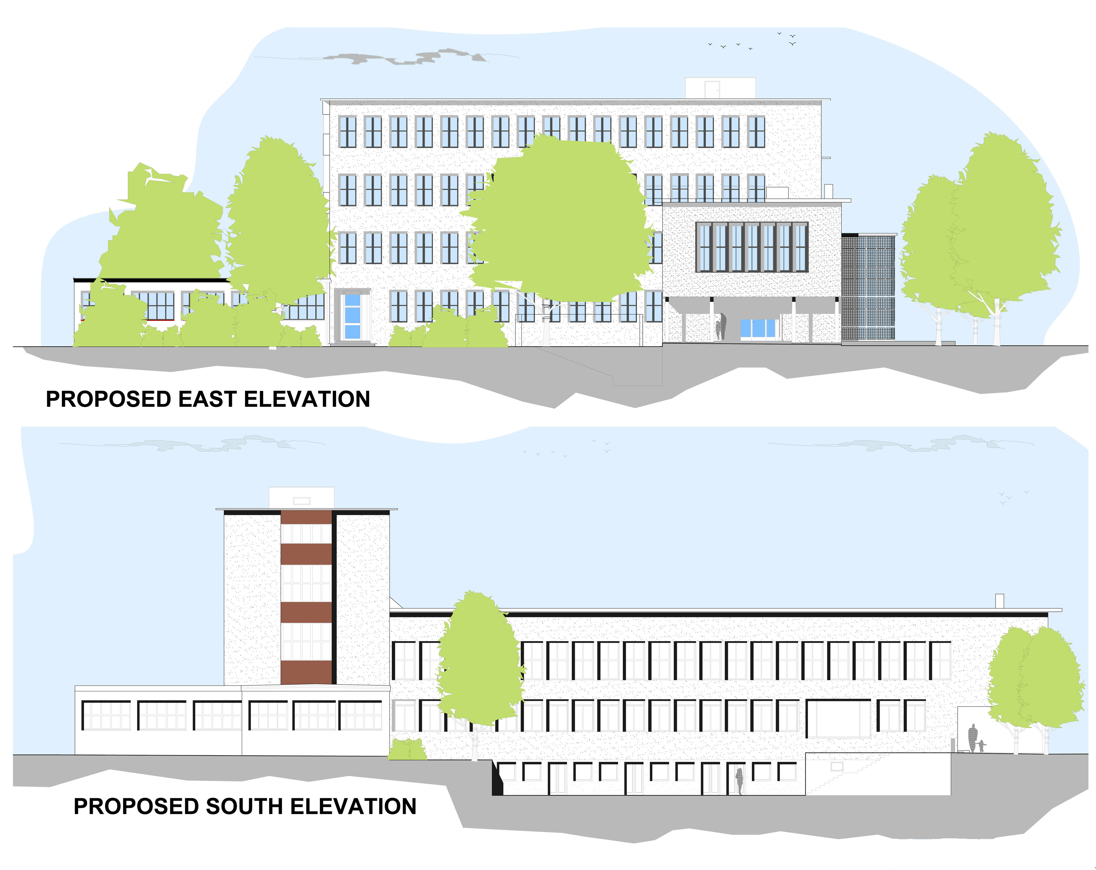 Proposed Elevations 1 of 2  11