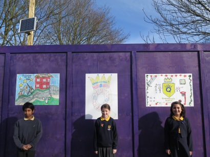 Sweets Way poster competition