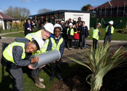 Taylor Wimpey - Halstead Grange - Time Capsule Burial