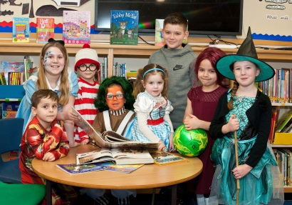 Taylor Wimpey - World Book Day - Bonneygrove Primary School (1)