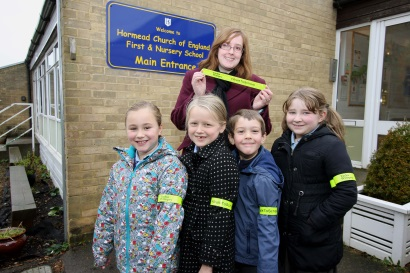Image 1 - Taylor Wimpey - Hormead C of E First School - Walk to School