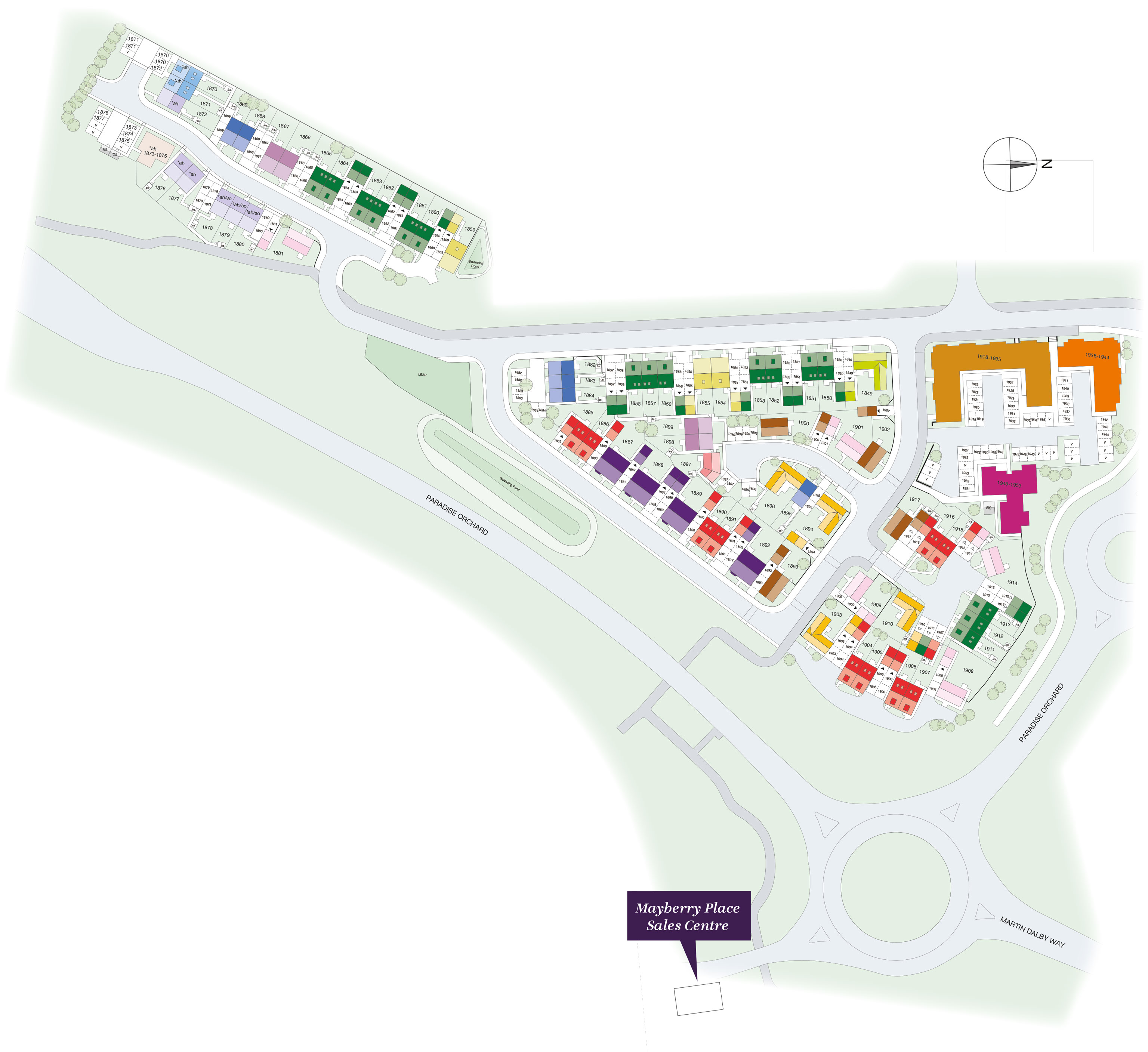 Site Plan Feb 2018