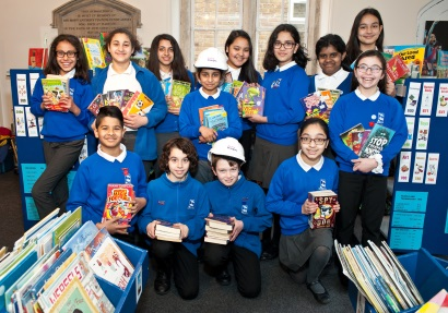 Taylor Wimpey - World Book Day - Roxeth Primary School (2)