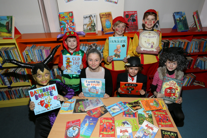 TWNT - World Book Day