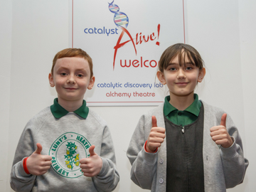 NEWS - TWNW - Widnes school scientific