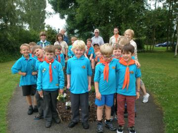 Tarvin Scouts