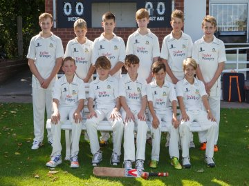 WEB  Taylor Wimpey North West have donated 500 to Weaverham Cricket Club to