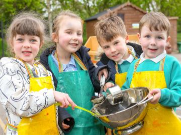WEB - Cottam Primary School is near Taylor Wimpeys Hayfield Manor and Park developments