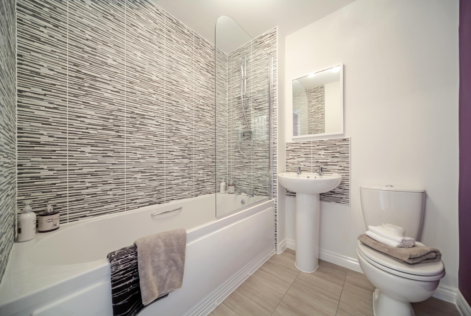 Beckford example bathroom