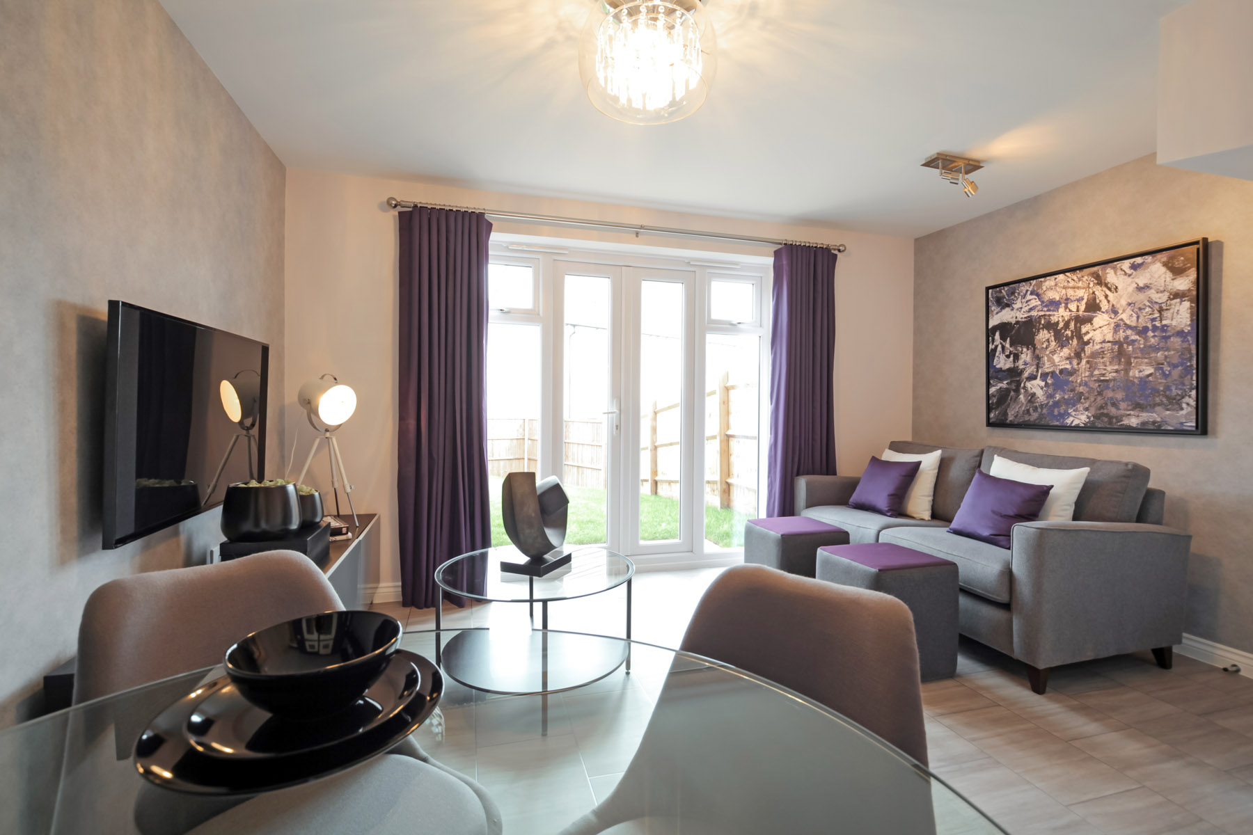 Beckford example living room 1