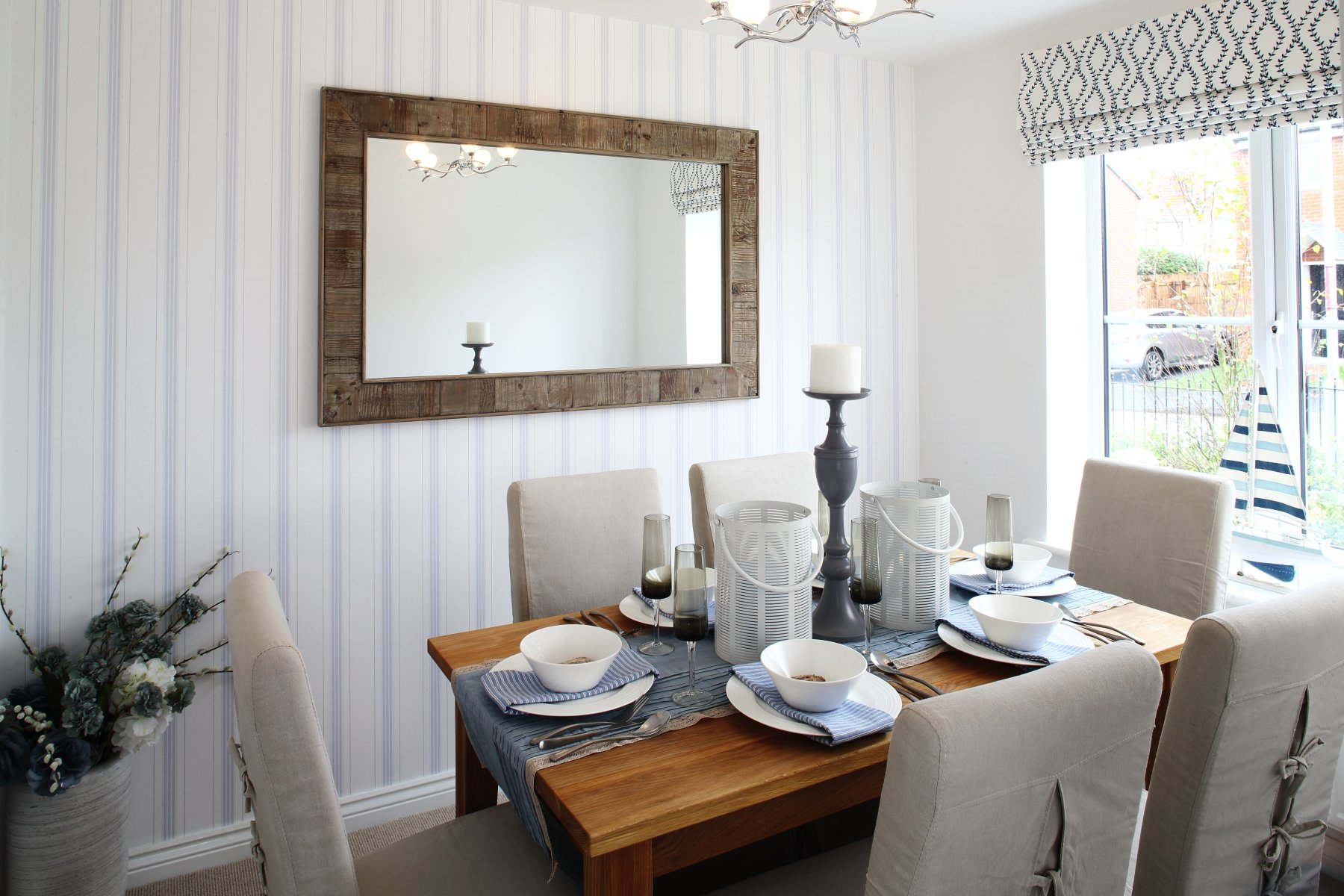Bradenham dining room