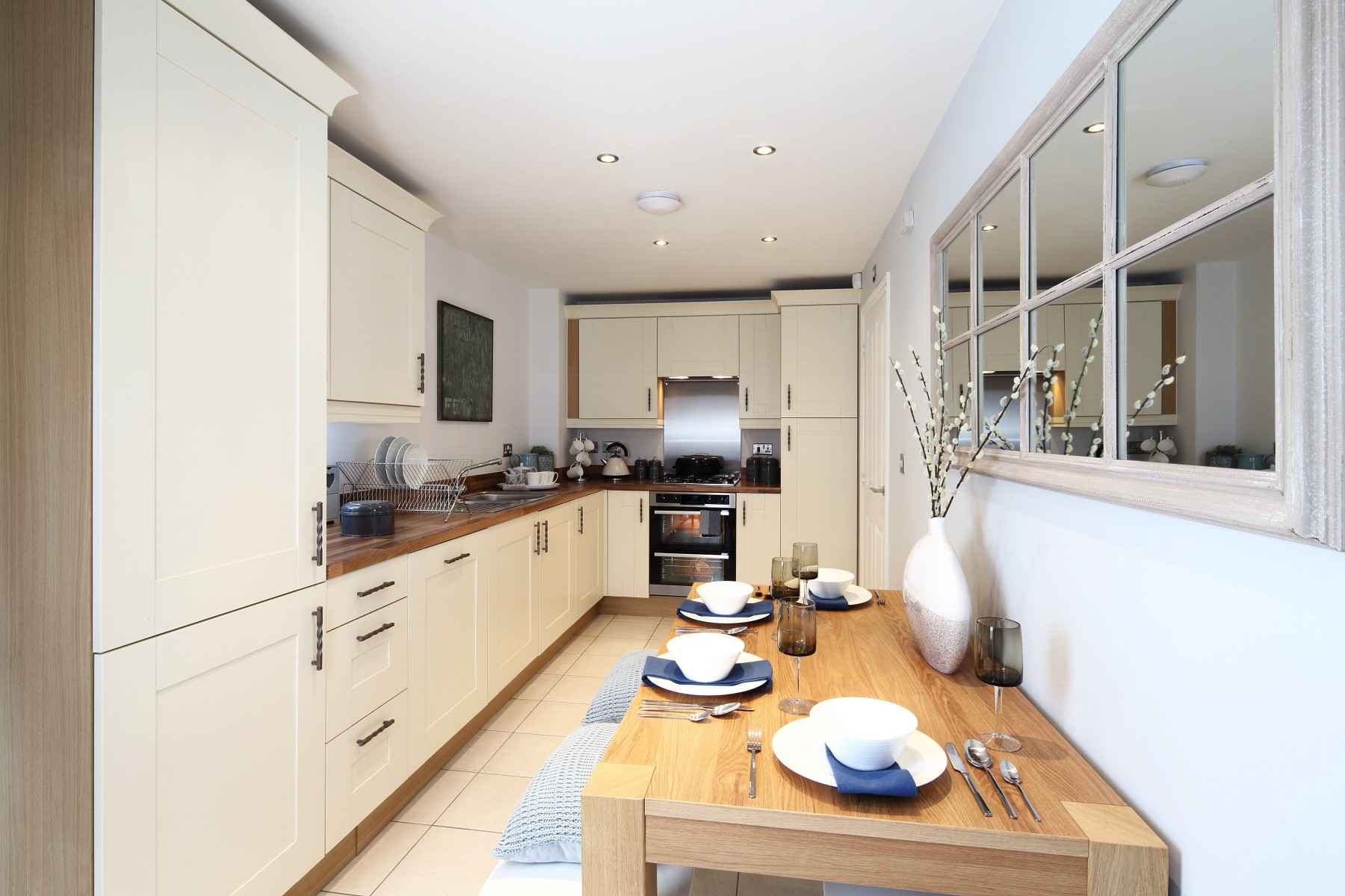 Bradenham kitchen