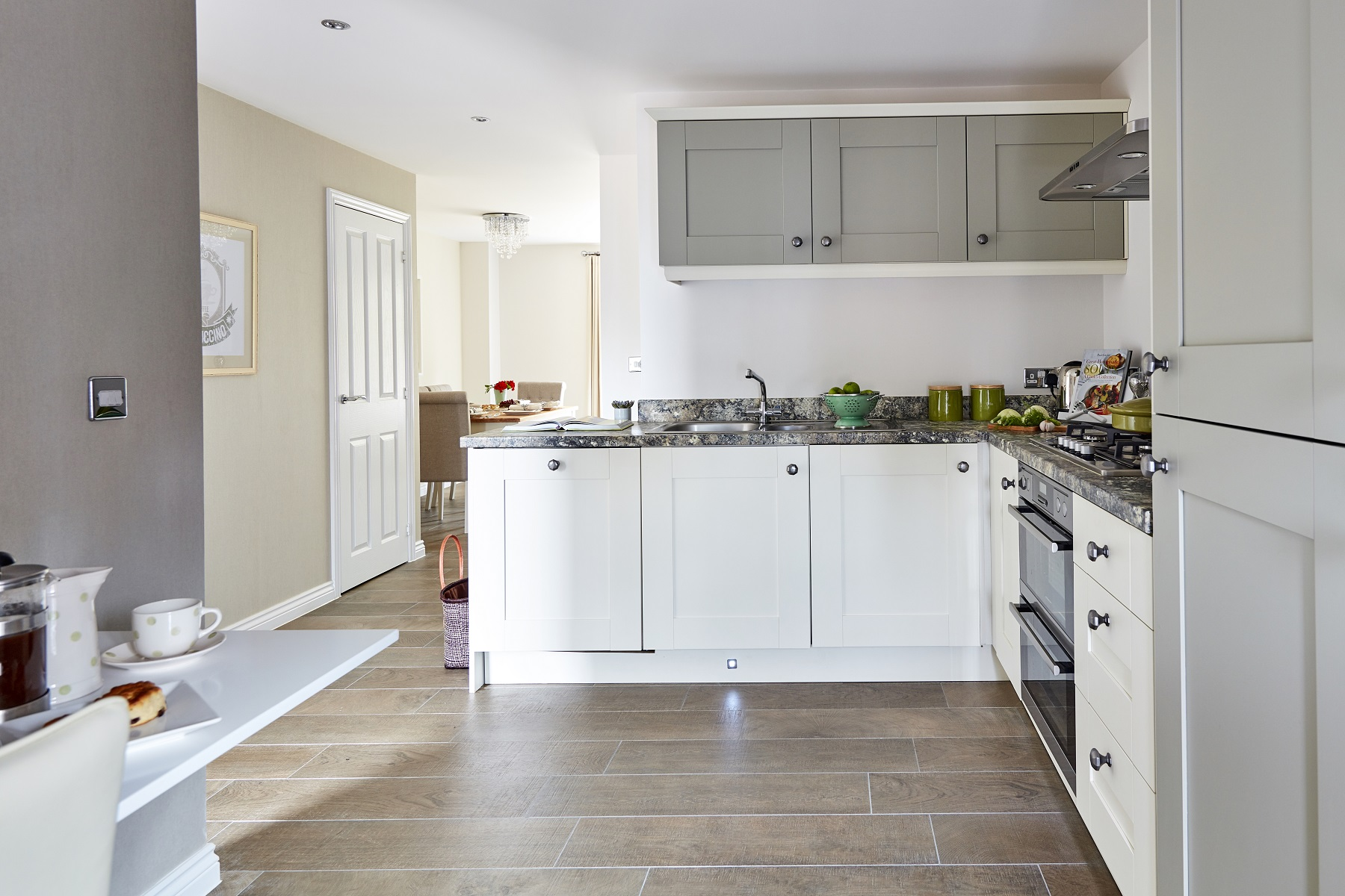 TWYO - Eastbury - Kitchen