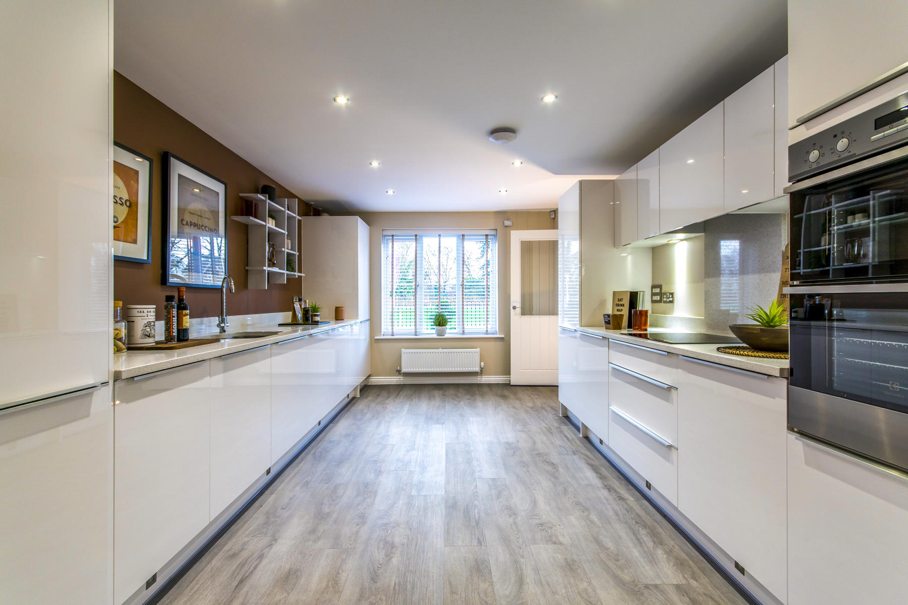 Thornford kitchen 2  - Edwalton Chase
