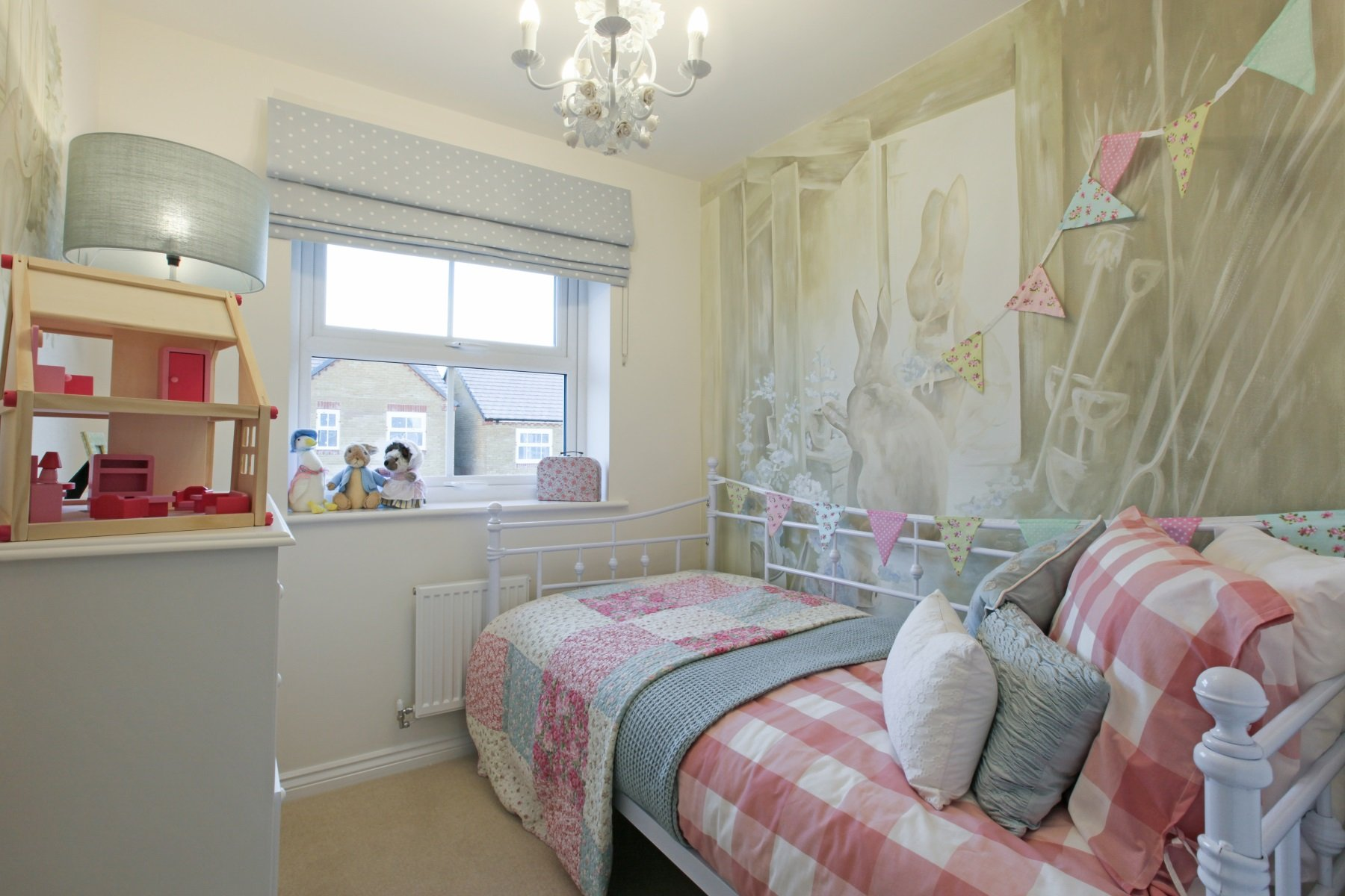 Rackenford Meadow Lindale example bedroom