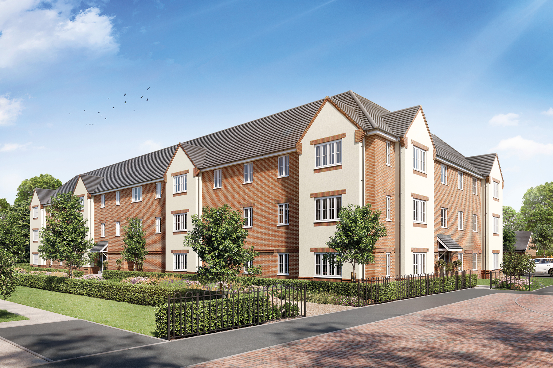 CGI Apartments - Aughton, Croston, Rufford and Lathom