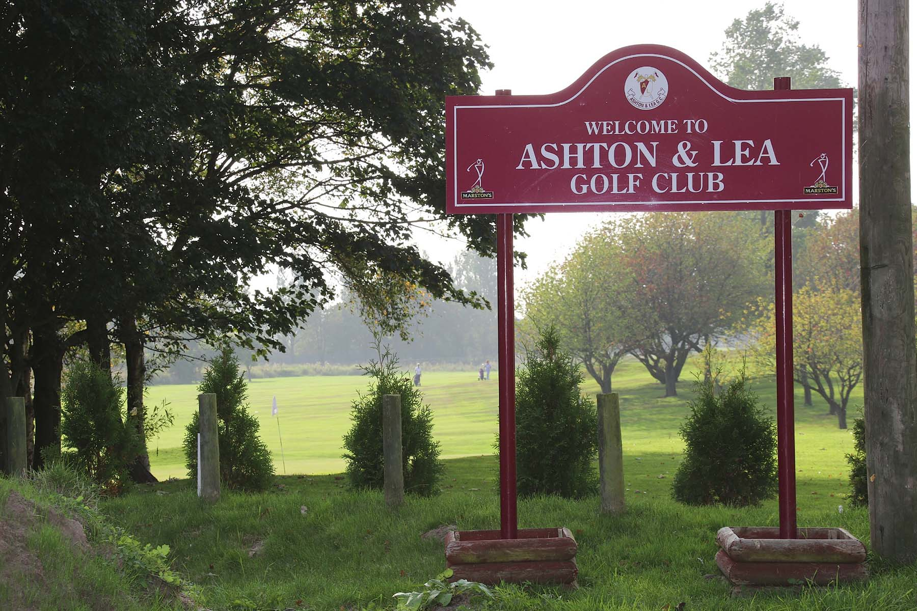 Ashton  Lea Golf Club Web