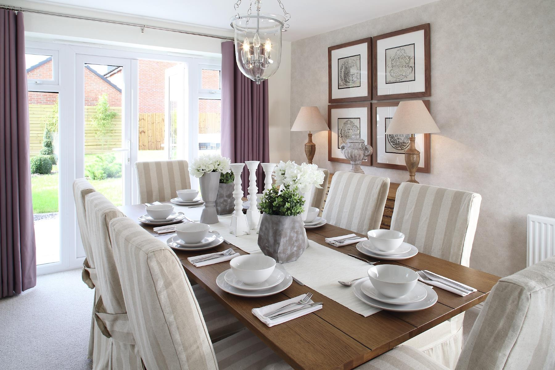 Thornford Dining room