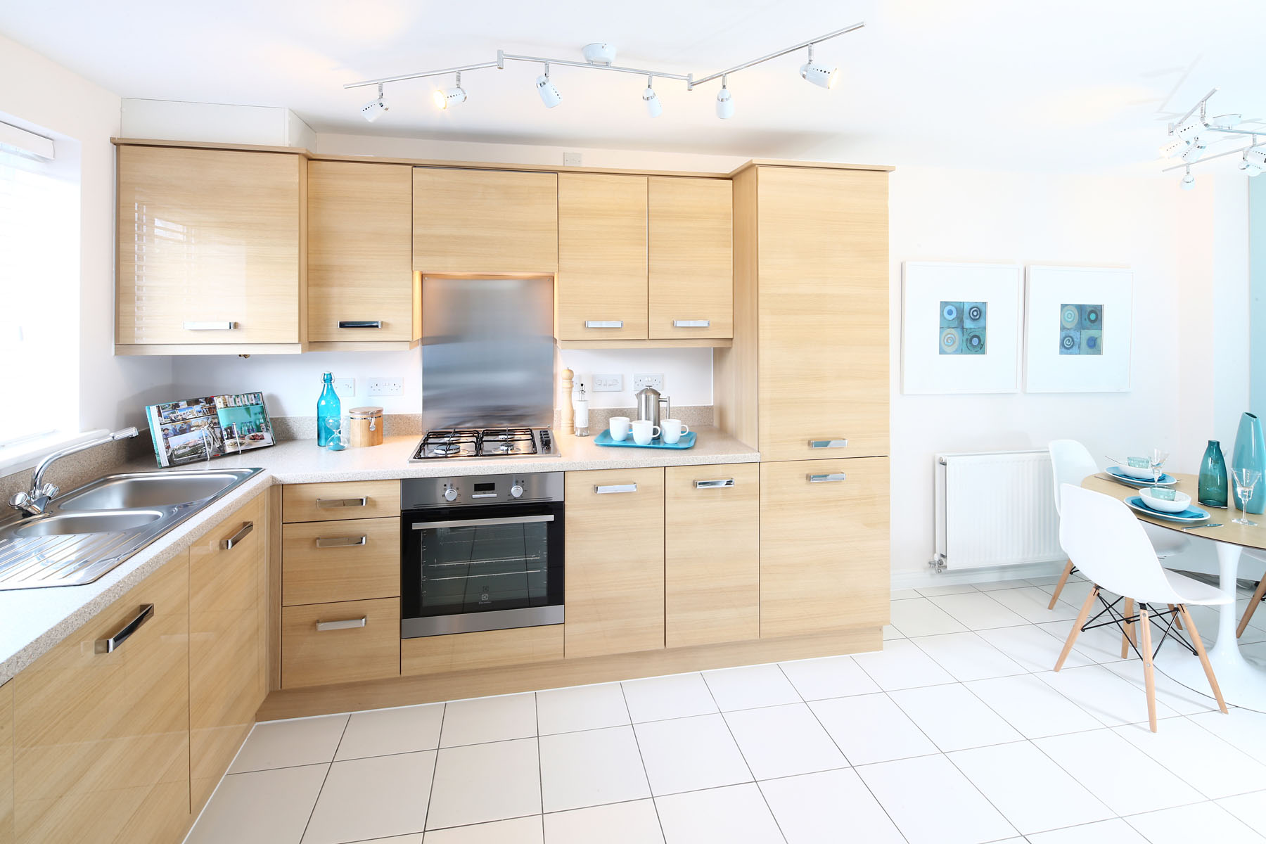 Ingleton Kitchen with Dining Area