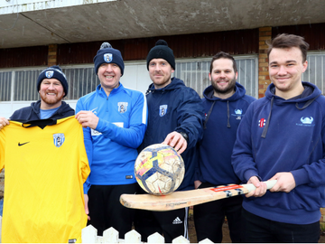 NEWS - TWNY - Scalby Sporting club donation