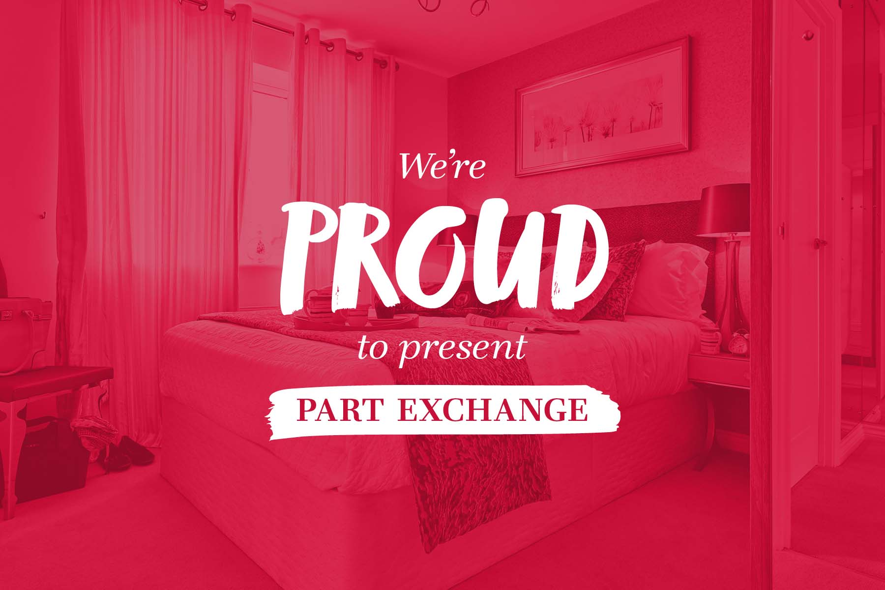 Proud Part Exchange Red