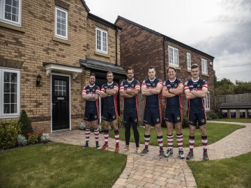 WEB  The Doncaster Phoenix Rugby Union Club at the Taylor Wimpey Westlands de