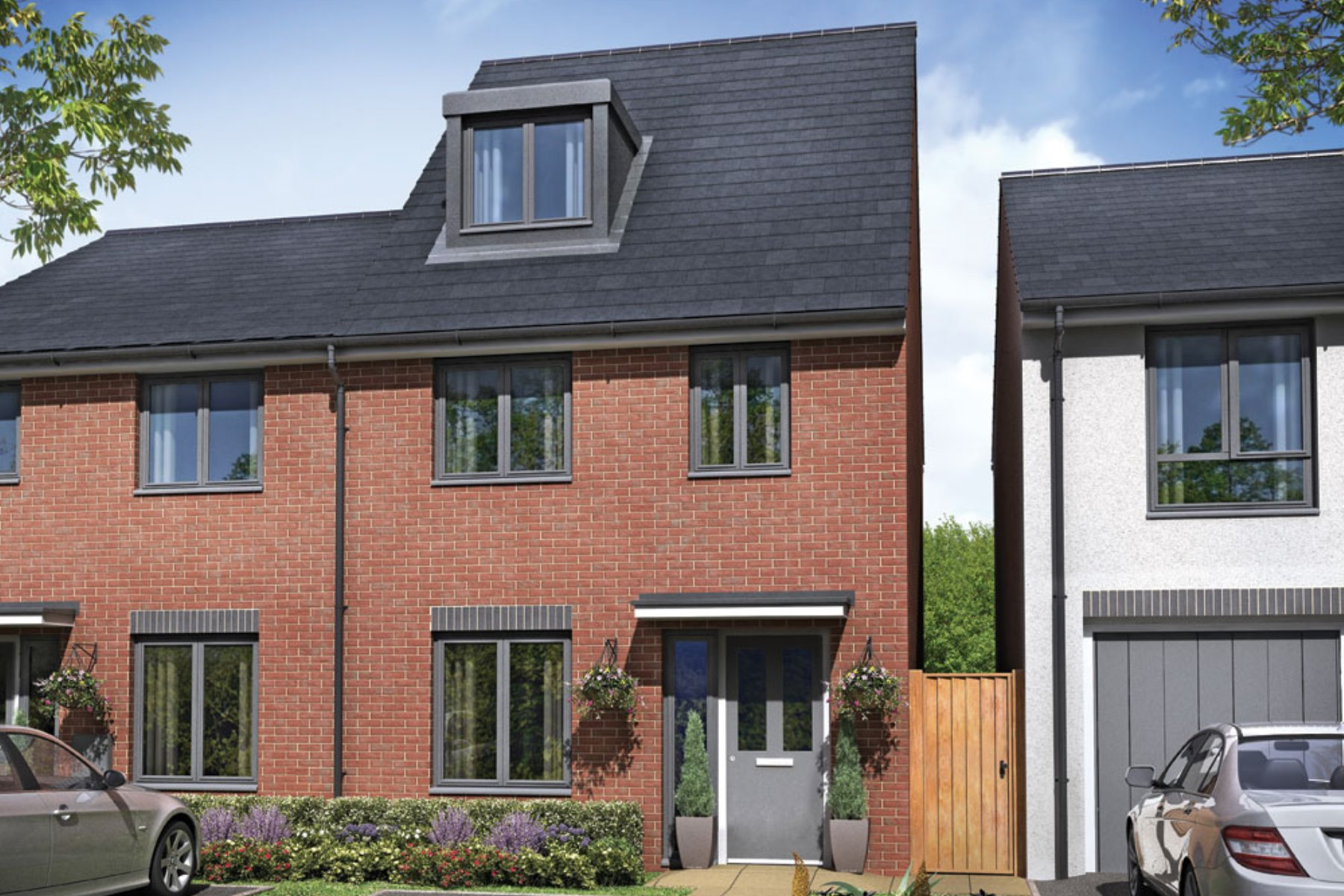 The Alderton - 3 bed new home