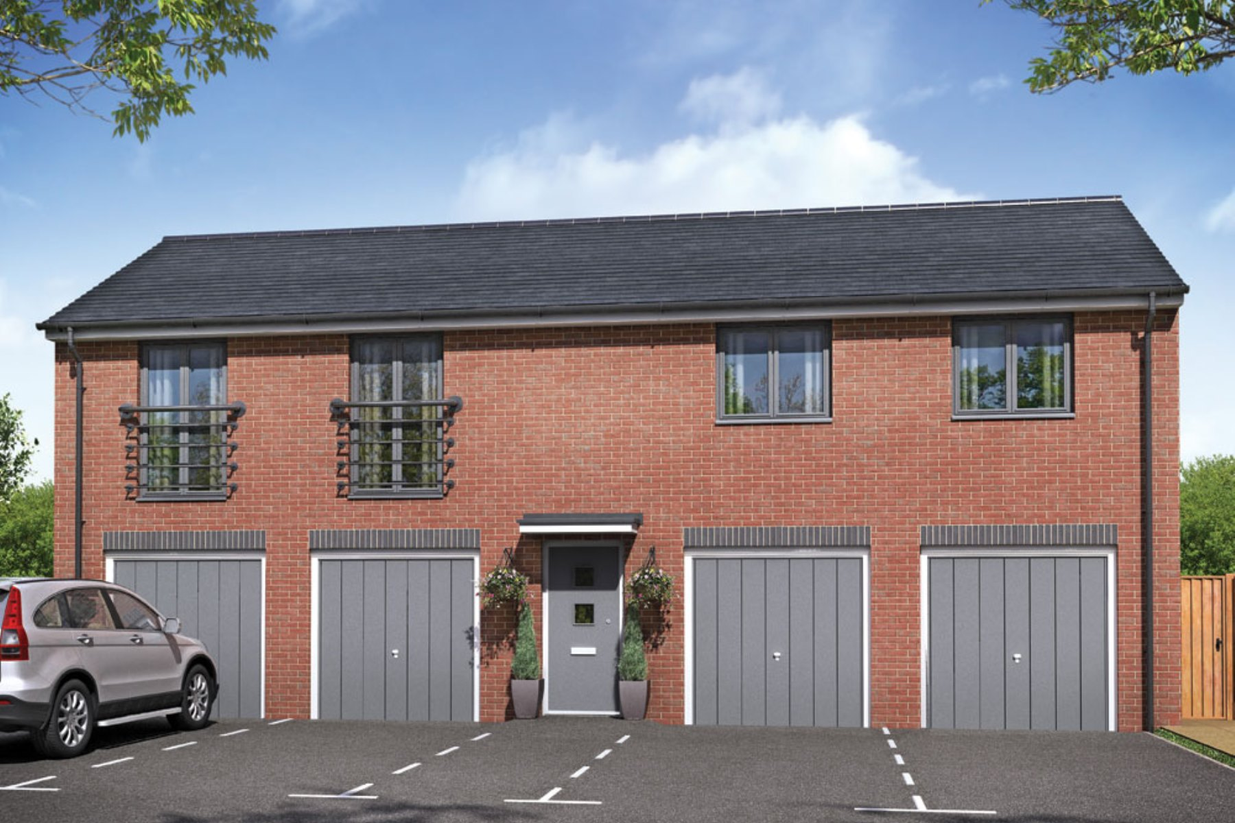 The Farndale - 2 bed new home
