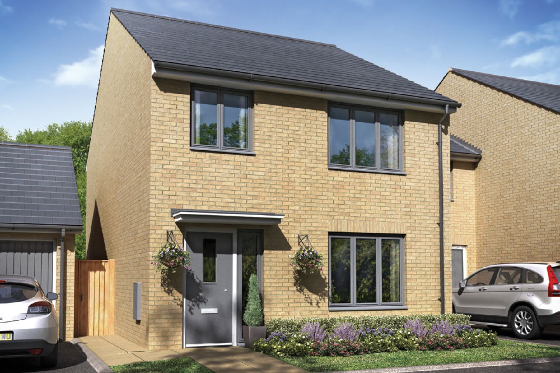 The Monkford - 4 bed new home