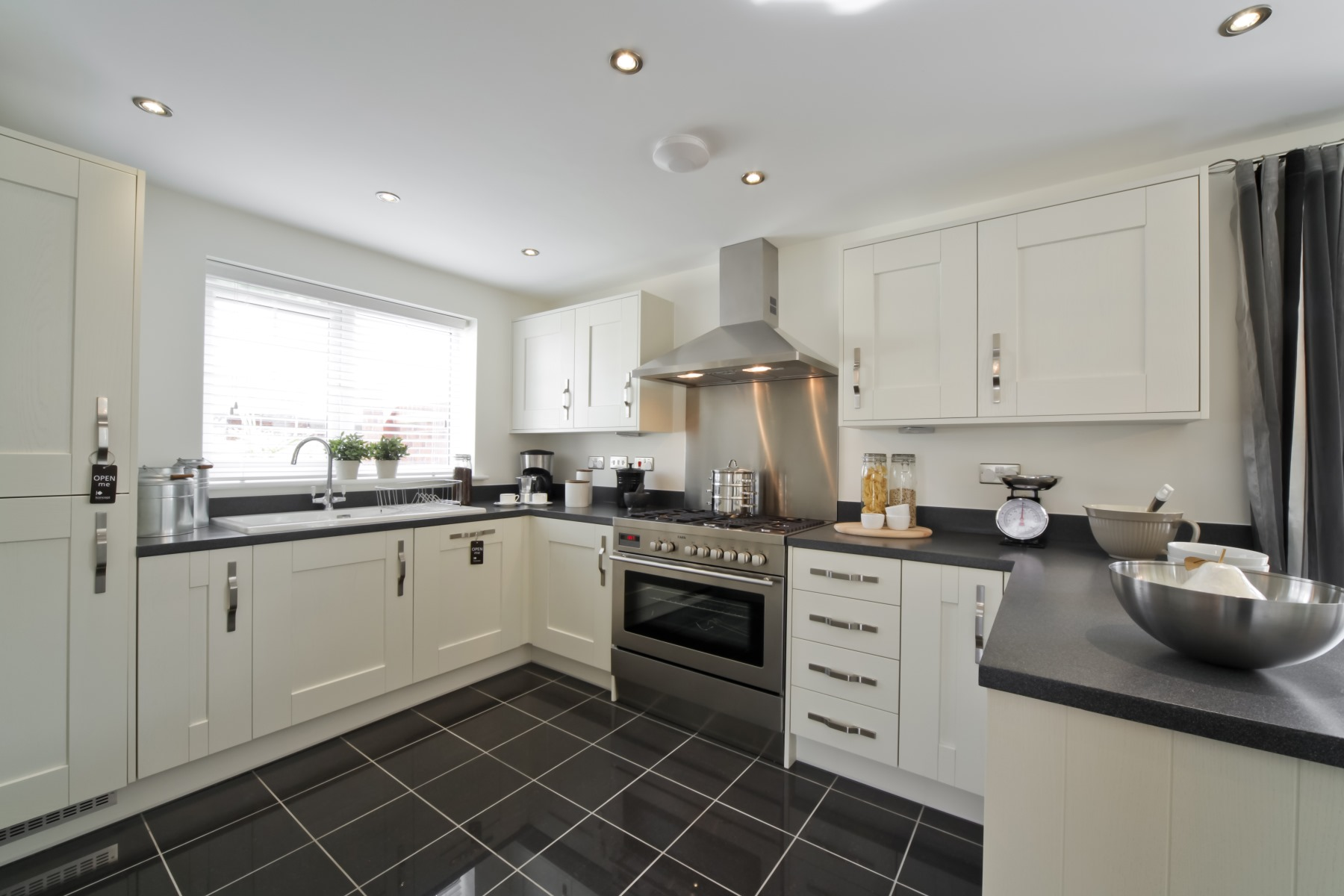Chelford Showhome - Kitchen