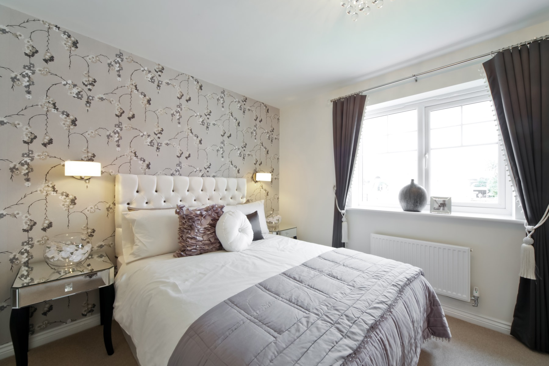 Chelford Showhome - Master Bedroom