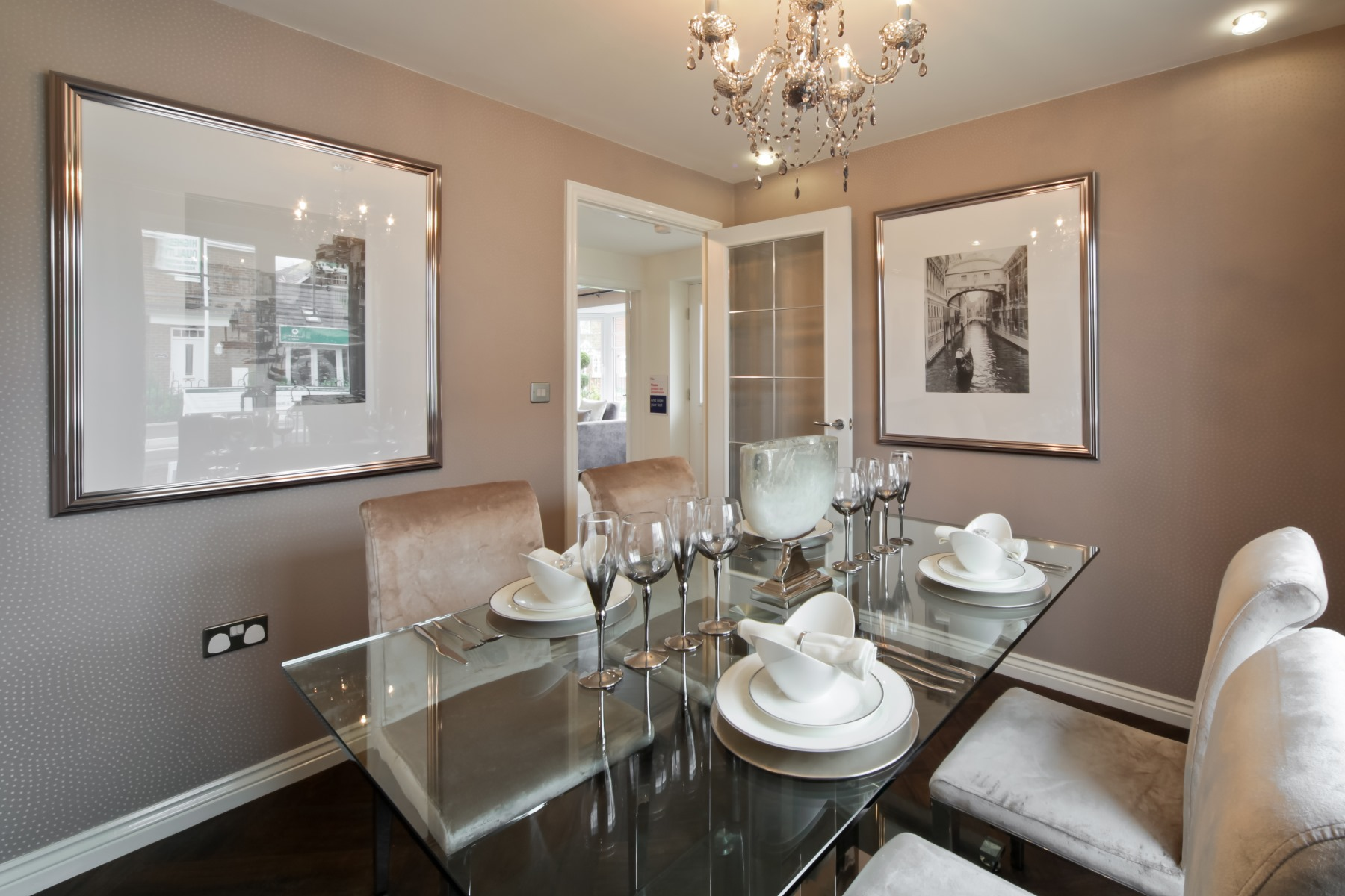 Chelford Showhome - Dining Room