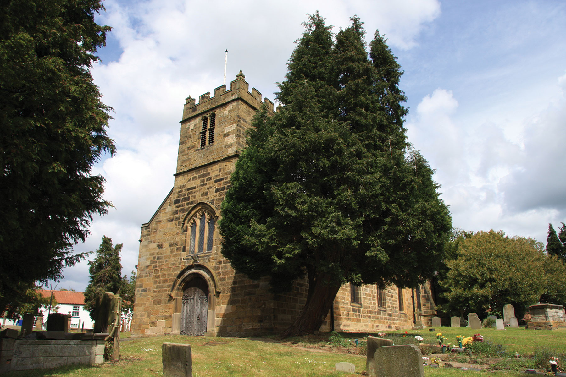 Stainton-Church