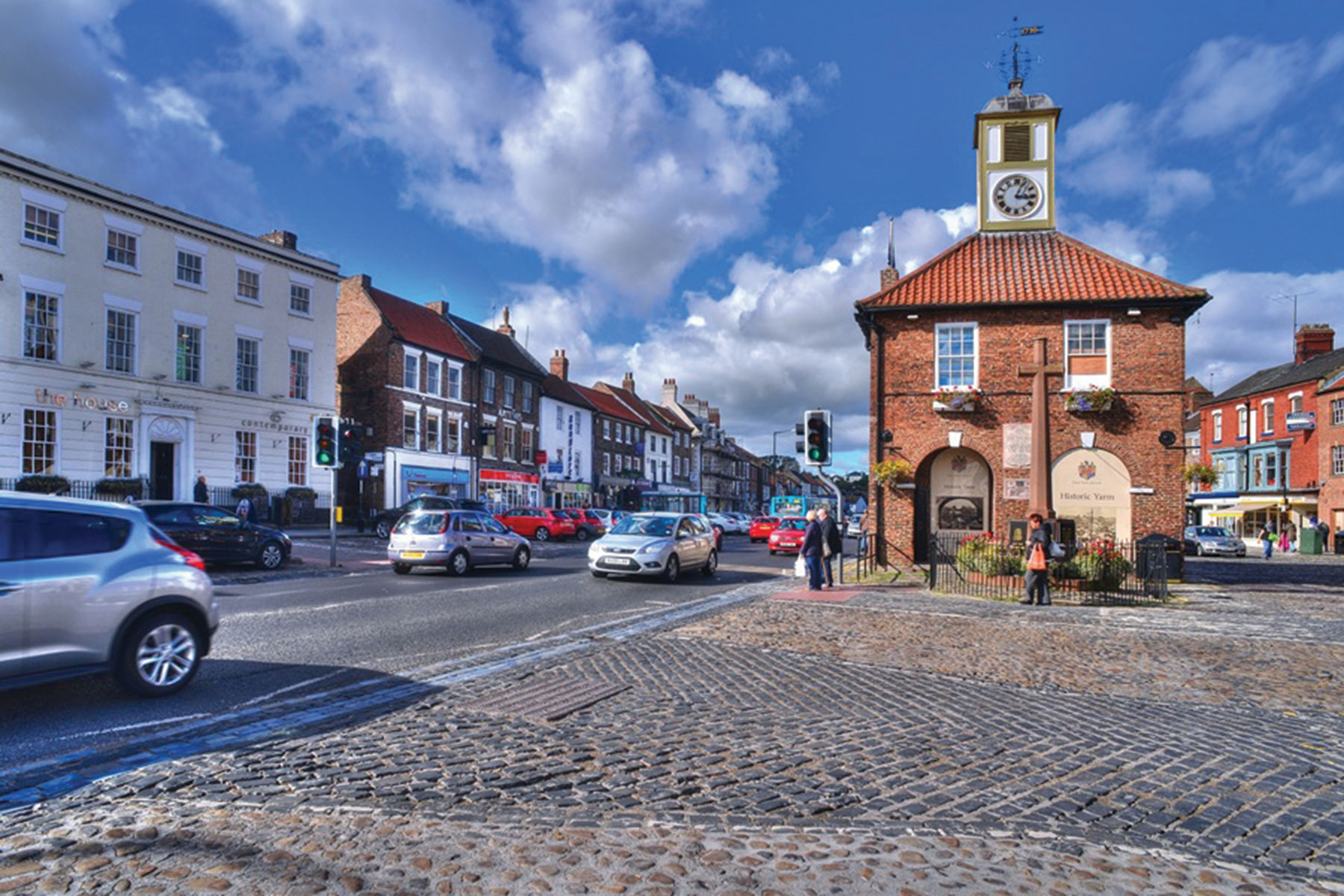 Yarm-town-centre