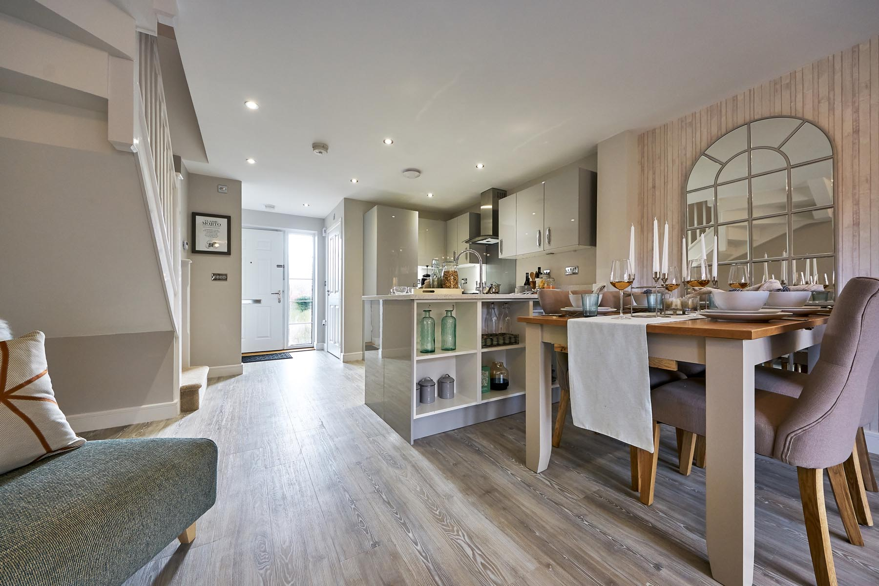 Herdwick Fold - Ashenford - Diner_Kitchen