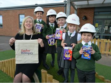 NEWS - TWOX - Longford Park School Visit
