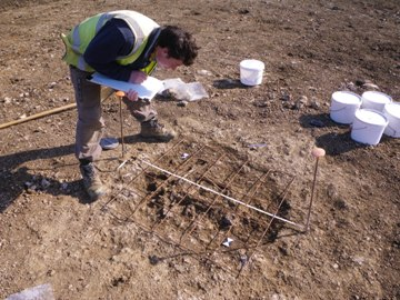 Ridgeway Farm archaeology open day web