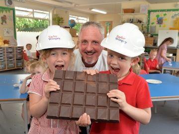 TWOX - Chocolatier Visit