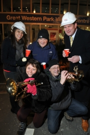Taylor Wimpey - Great Western Park - Christmas Concert 2013WEB