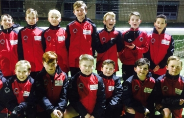 WEB Taylor Wimpey Oxfordshire - Bicester Town Colts FC