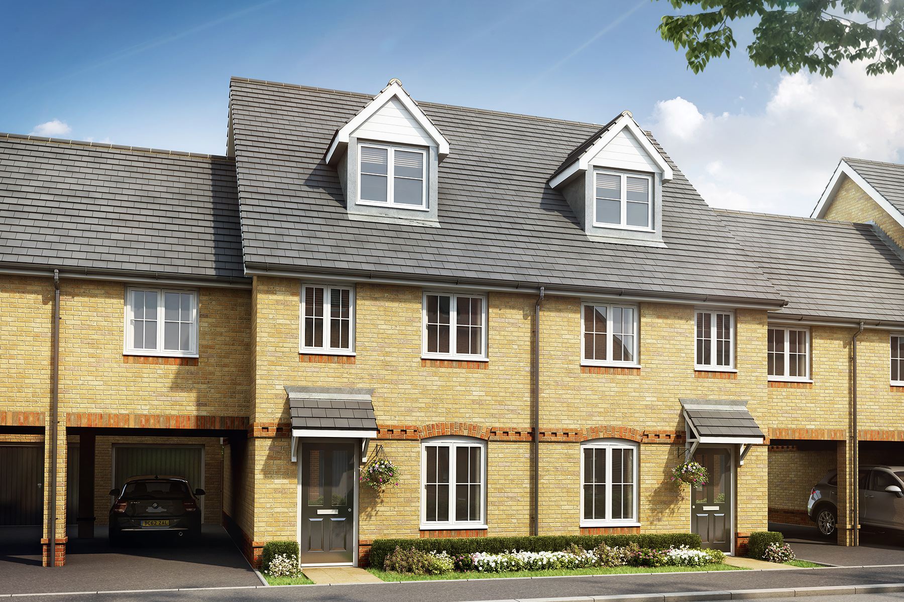 Taylor Wimpey - Exterior - Ashton G Plus 4 bed new home