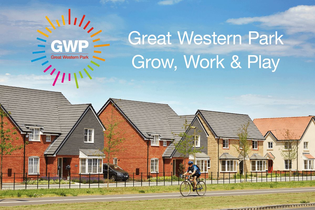 Great Western Park Taylor Wimpey landing page